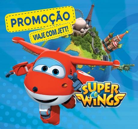 Promoção Fun Divirta-se e Barão Distribuidora Viaje com Jett
