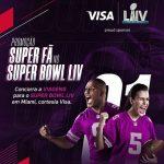 Promoção Super Fã no Super Bowl LIV