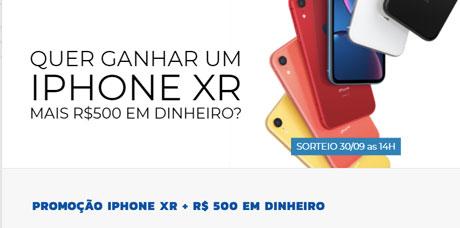 Promoção Dumont FM Iphone XR + R$ 500,00 em Dinheiro