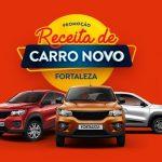 Promoção Fortaleza Receita de Carro Novo