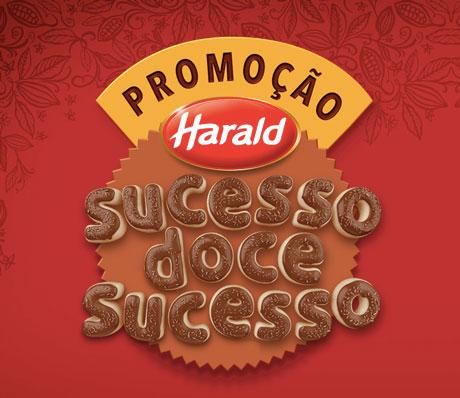 Promoção Harald Sucesso Doce Sucesso