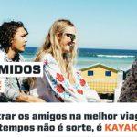 Promoção Kayak Oi Sumidos