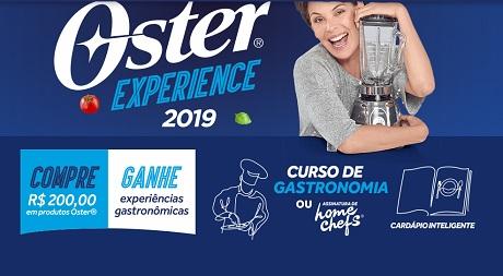 Promoção Oster Experience