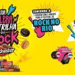 Promoção Richester Sua Galera Na Trilha do Rock