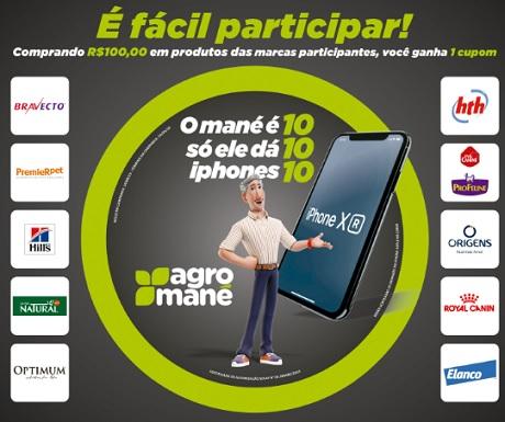 Promoção O Mané É 10 Só Ele Sorteia 10 Iphones 10