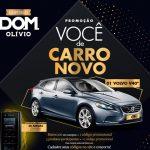 Promoção Empório Dom Olívio Você de Carro Novo