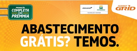 Promoção Petrobras Completa com Premmia