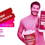 Promoção Cinemark Fã Sortudo