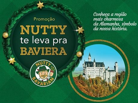 Promoção Nutty Te Leva Pra Baviera