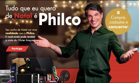 Promoção Natal Philco