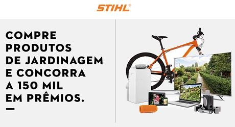 Promoção Stihl Concorra A R$ 150 Mil Em Prêmios