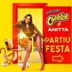 Promoção Cheetos e Anitta Partiu Festa