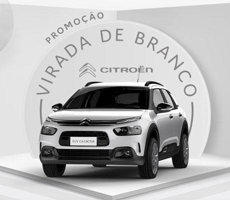 Promoção Virada de Branco Citroën