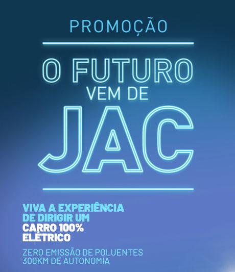 Promoção O Futuro vem de JAC