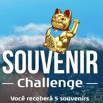 Promoção KLM Souvenir Challenge