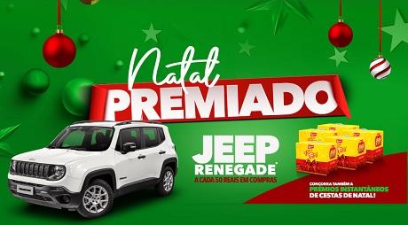 Promoção Natal Premiado Lopes
