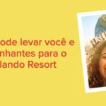 Promoção Telecine Te Leva Para Universal Orlando Resort