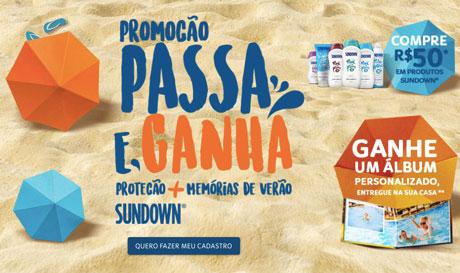 Promoção Sundown Passa e Ganha
