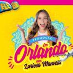 Promoção Tele Sena Em Orlando Com Larissa Manoela