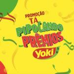 Promoção Yoki Tá Pipocando Prêmios