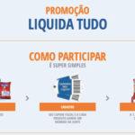 Promoção Blue Ville Liquida Tudo