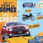 Promoção Vem de Gomes Vai de Carro