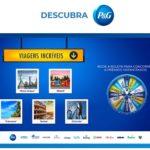 Promoção P&G Cadastre e Concorra a Viagens Incríveis