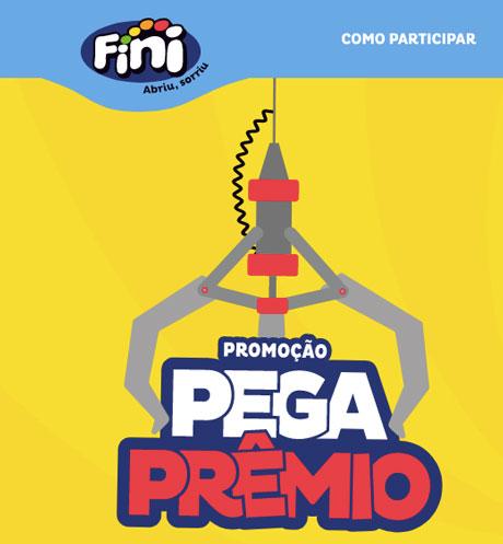 Promoção Pega Prêmio Fini