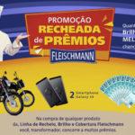 Promoção Fleischmann Recheada de Prêmios
