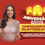 Promoção Aniversário Gbarbosa