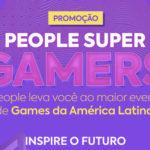 Promoção Super Gamers People