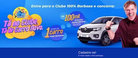 Promoção Tá no Clube Tá de Carro Novo