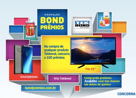 Promoção Bond Prêmios