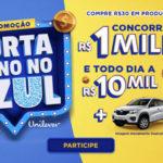 Promoção Unilever Curta O Ano No Azul