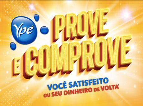 Promoção Ypê Prove e Comprove