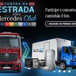 Promoção Juntos na Estrada com O Mercedes Club
